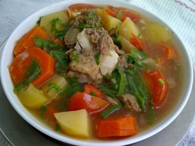 Kenapa Kena Masak Sup Ayam Bila Anak Selsema? 2