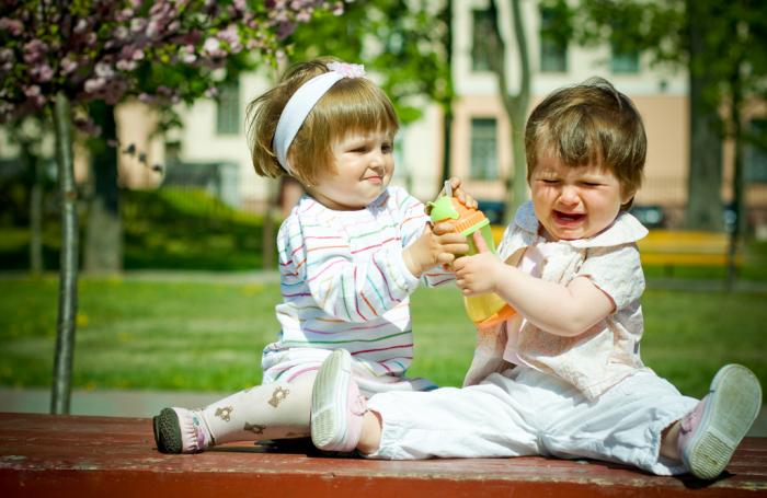 didik anak berkongsi, ajar anak berkongsi, adik beradik berkongsi,kongsi mainan, kongsi makanan