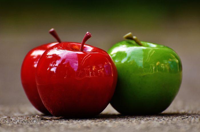 epal hijau atau epal merah, khasiat epal hijau, khasiat epal merah, manfaat epal merah, manfaat epal hijau