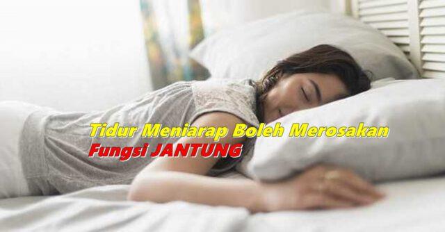 Inilah 4 Risiko Bahaya Bila Sering Tidur Meniarap, Ianya Mungkin Punca Anda Sakit Tulang Belakang!