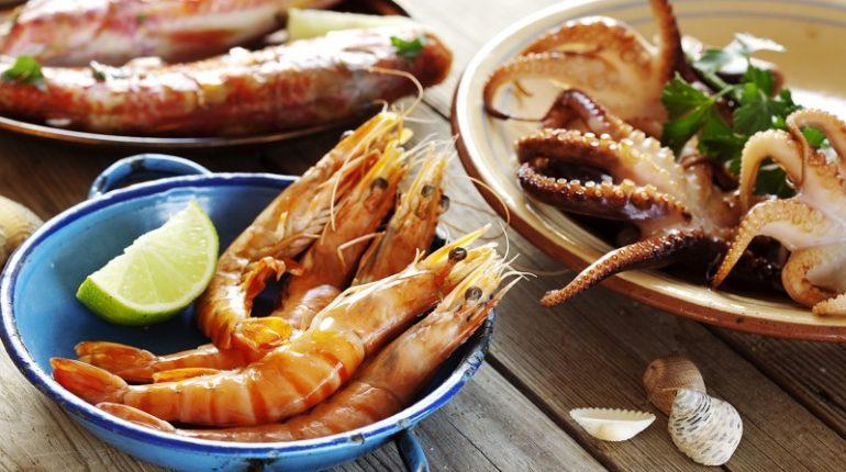 alahan makanan laut, alah makanan laut, makanan laut, sebab alahan makanan, punca alahan makanan
