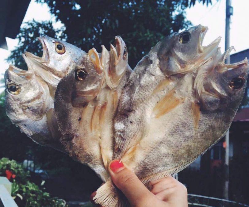 ikan masin, ikan kering, kurangkan masin ikan kering, kurangkan masin ikan masin, resepi ikan masin, petua ikan masin