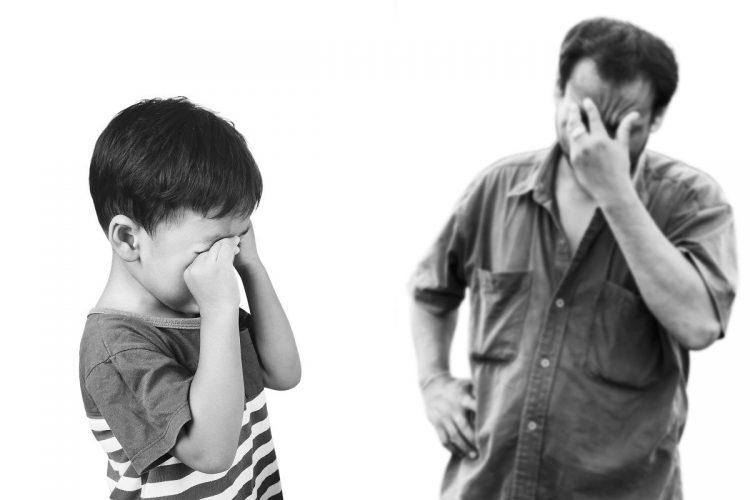 ibu bapa bermasalah, tabiat buruk ibu bapa, ibu bapa jangan buat tabiat ni, tabiat bila jadi ibu bapa