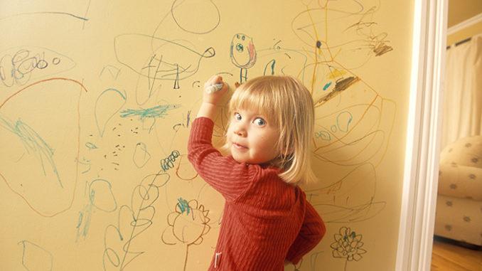 anak suka mengamuk, anak cakap pelat, anak suka conteng dinding, anak sepah rumah, anak manja