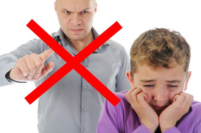 marah anak, jangan maki anak, maki anak, cerca anak, benci anak, pukul anak, dera anak