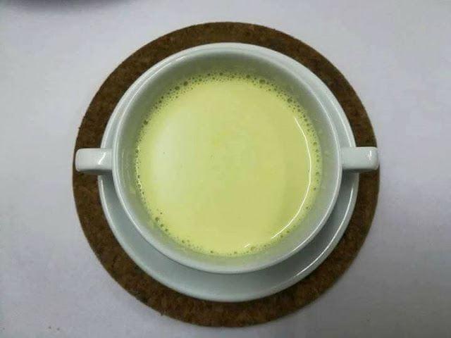 susu kunyit, resepi susu kunyit, petua susu kunyit, susu kunyit untuk batuk, susu kunyit untuk selesema, petua rawat batuk dan selesema