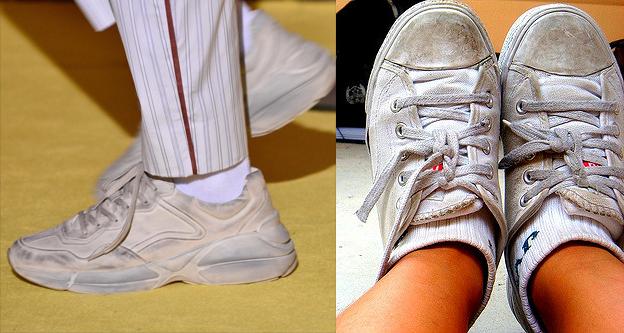 cara cuci kasut sekolah, kasut sekolah kotor, kasut sekolah berlumpur, kasut bersih, tip cuci kasut sekolah, bersihkan kasut sekolah