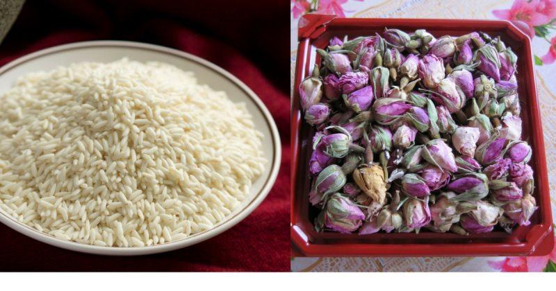 manfaat beras, khasiat beras, petua beras, beras untuk kecantikan, beras untuk facemask, petua facemask beras