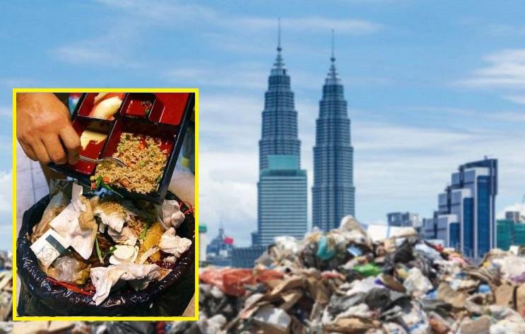 jangan membazir makanan, bazir makanan, elak pembaziran makanan, buang lebihan makanan, cara elakkan pembaziran makanan