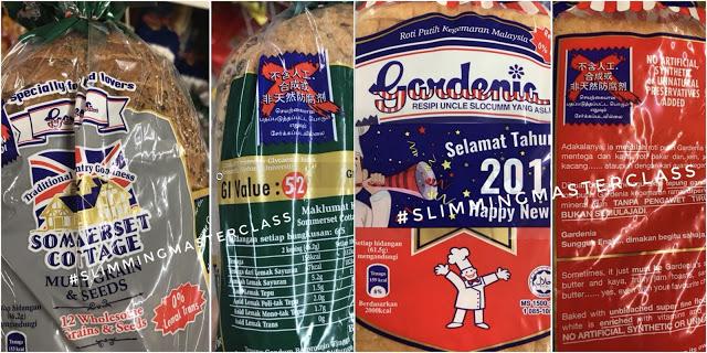 Untuk Diet, Pilih Nasi atau Roti?
