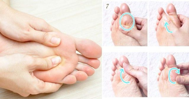 urut kaki
