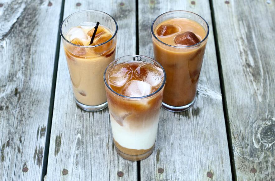 kopi ais, ais kopi, khasiat kopi, khasiat kopi ais, kebaikan kopi ais, pesakit gastrik digalakkan minum kopi ais