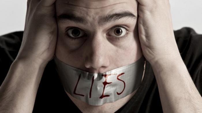 suka menipu, mengenalpasti seorang yang menipu, mengenalpasti penipu, cakap bohong, sembang kosong