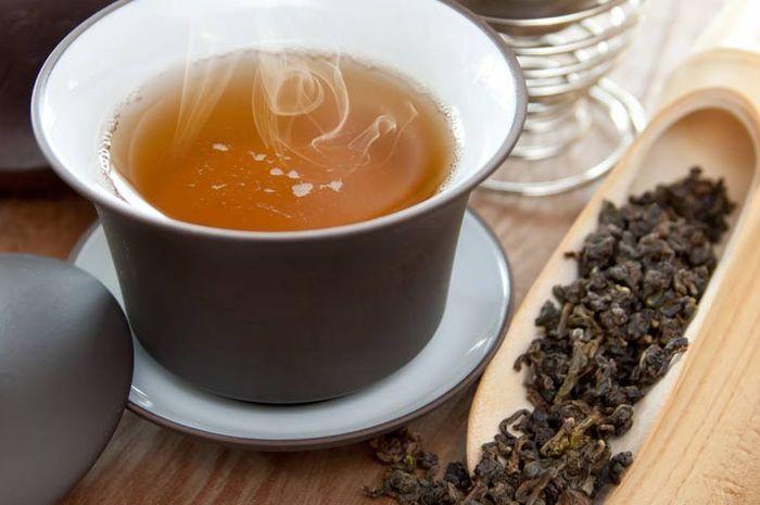 4 jenis teh, teh putih, teh oolong, teh pudina, teh hijau, teh untuk diet, diet minum teh, diet dengan teh hijau