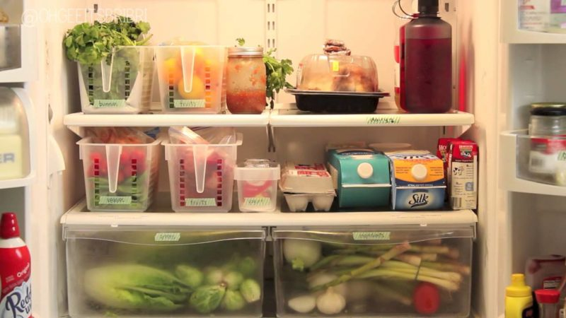 sayur kekal segar, sayur tahan lama, buahan segar, buah tahan lama, cara simpan sayuran, cara simpan buahan, cara susun atur makanan dalam peti, cara simpanan buahan, cara simpanan sayuran
