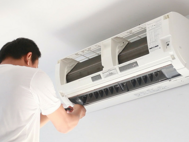 Cara Mudah Bersihkan Aircond, Hanya Guna Remote Sahaja 2