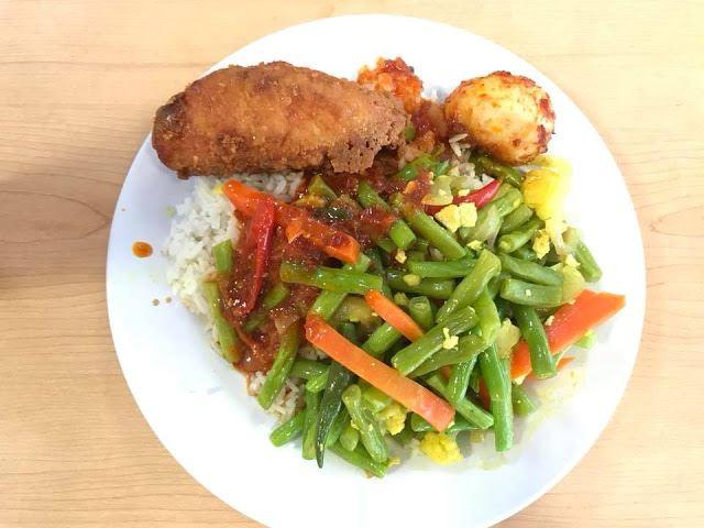 petua diet, diet jaga makan, clean diet, clean food, jaga portion makanan, jaga pengambilan nasi, jaga kalori, diet kawal kalori