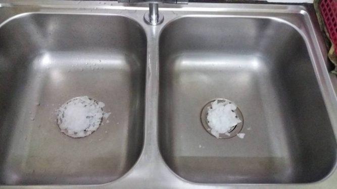 sinki tersumbat, cuci sinki tersumbat, cara bersihkan sinki, masalah sinki tersumbat, punca sinki tersumbat, cara elakkan sinki tersumbat