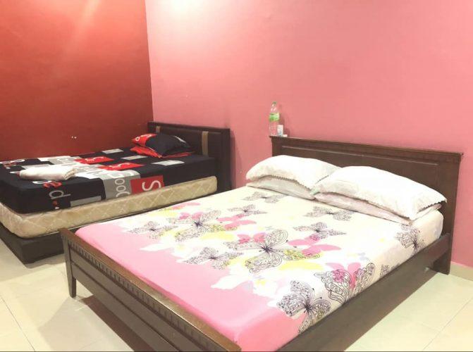 Dekorasi Bilik Tidur Dengan Bajet RM600, Dalam Masa 2 Hari Je Siap. Jom Tiruvasi Idea Ni 2