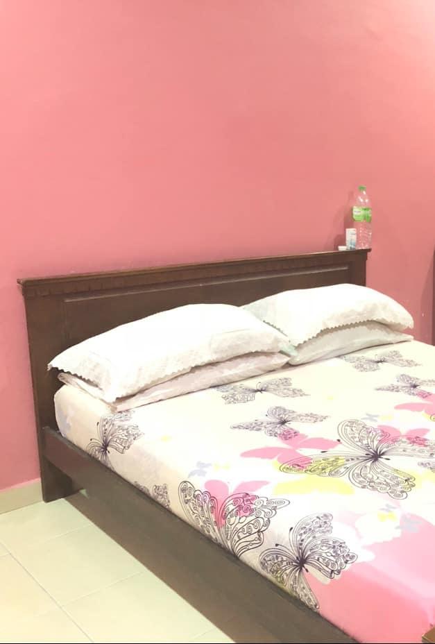 Dekorasi Bilik Tidur Dengan Bajet RM600, Dalam Masa 2 Hari Je Siap. Jom Tiruvasi Idea Ni 5