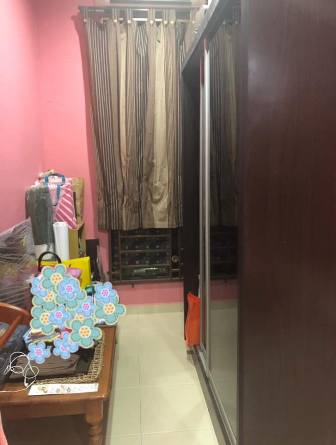 Dekorasi Bilik Tidur Dengan Bajet RM600, Dalam Masa 2 Hari Je Siap. Jom Tiruvasi Idea Ni 7