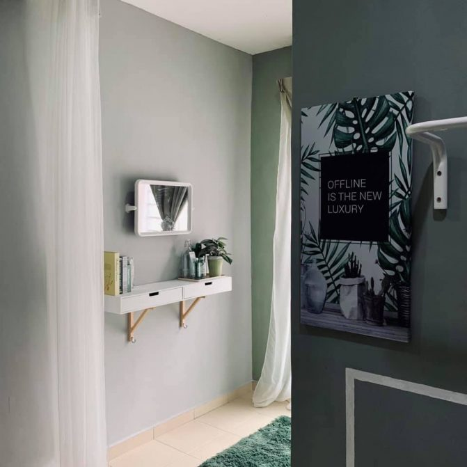 Dekorasi Bilik Tidur Dengan Bajet RM600, Dalam Masa 2 Hari Je Siap. Jom Tiruvasi Idea Ni 10