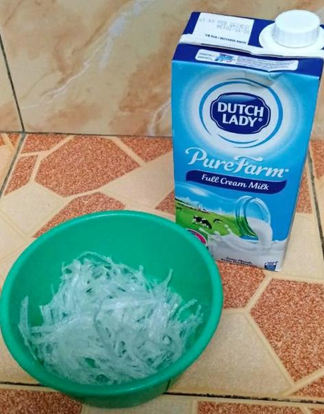 Dadih Susu Full Cream Yang Sedap Berkhasiat. Wanita Ini Kongsikan Resipinya 4