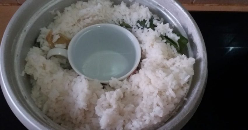 Inilah Cara Memastikan Nasi Mentah Kembali Gebu & Sedap Dimakan 4