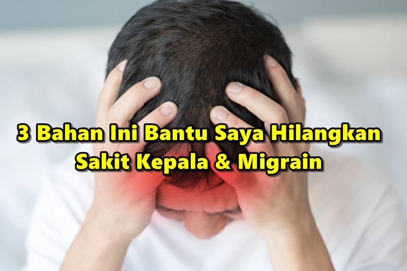 hilangkan sakit kepala 1