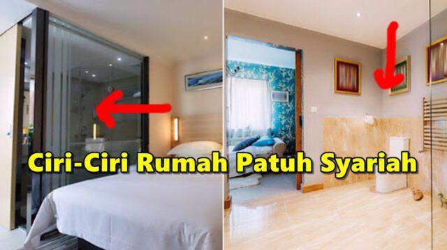 Ketahui Ciri-Ciri Rumah Patuh Syariah Sebelum Membeli Atau Menyewa Rumah