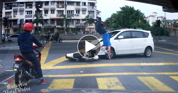 penunggang motorsikal
