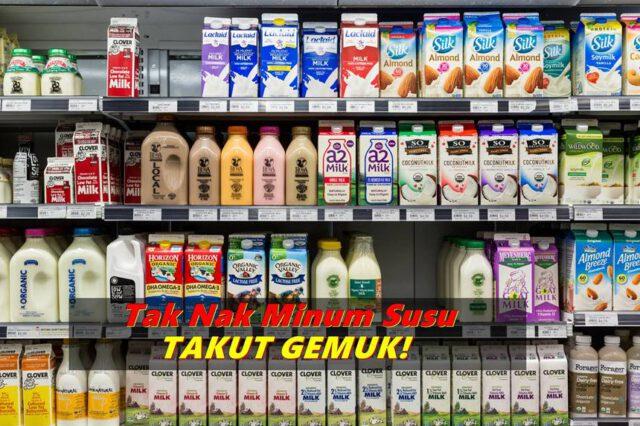 Gemar Minum Susu Buat Badan Jadi Gemuk? Baca Jawapan Dari Pakar Perubatan Ini