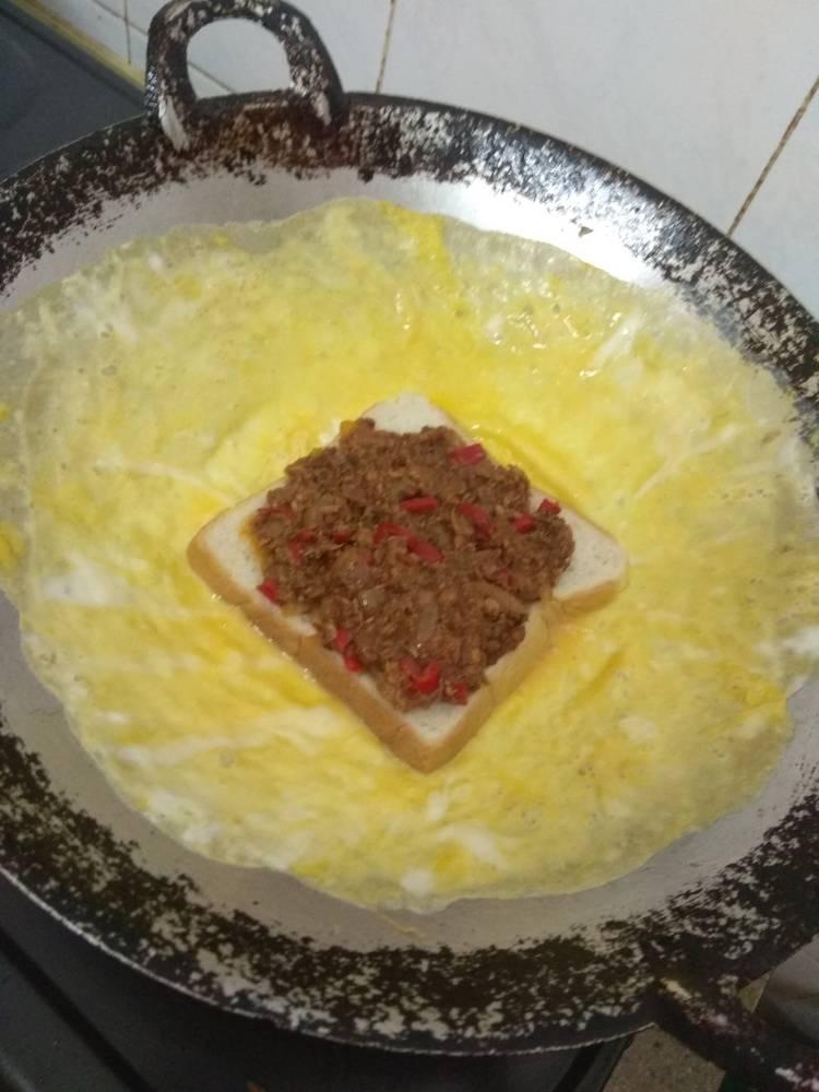 buat roti pattaya inti sardin viral guna  bahan mudah sedap kenyang petua ibu Resepi Mee Goreng Sardin Enak dan Mudah