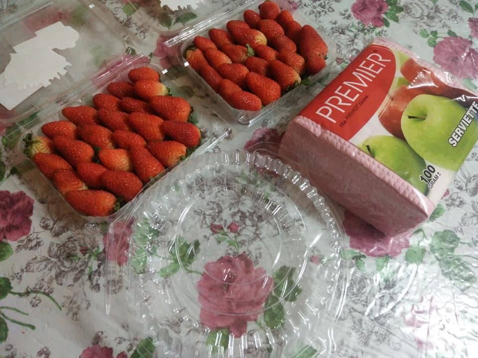 Simpan Strawberi